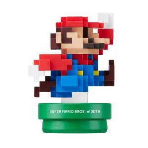 Amiibo Super Mario Bros. - 30th Series F (Modern Color)  [Wii U/3DS]