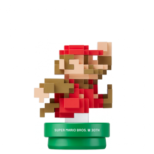 Amiibo Super Mario Bros. - 30th Series F (CLASSIC COLOR)  [Wii U/3DS]