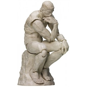 The Table Museum - The thinker Plaster ver. [Figma SP-056b]