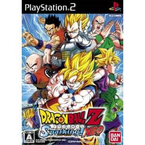 Dragon Ball Z Sparking! Neo / Dragon Ball Z - Budokai Tenkaichi 2 [PS2 - Used Good Condition]