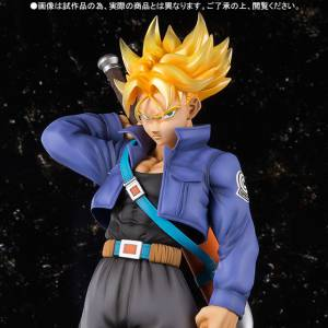 Dragon Ball Z - Super Saiyan Trunks - Edition Limitée [Figuarts ZERO EX]