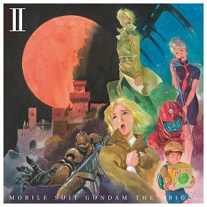 Mobile Suit Gundam The Origin Vol.2 (Bandai Collector Limited) [Blu-ray - Region Free]