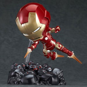 Nendoroid - Iron Man Mark 43: Hero's Edition + Ultron Sentries Set [Nendoroid 543]