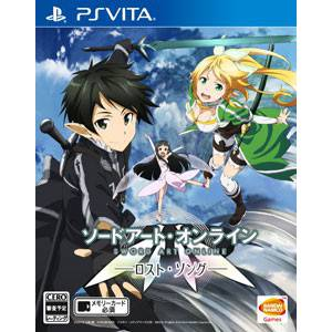 FREE SHIPPING - Sword Art Online - Lost Song [PSVita - Used Good Condition]