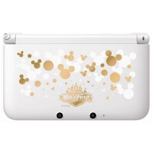 Nintendo 3DS LL - Disney Magic Castle (Edition limitée) [Occasion]