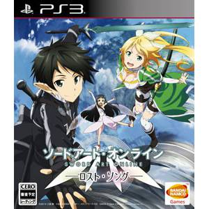 Sword Art Online - Lost Song [PS3 - Used Good Condition]