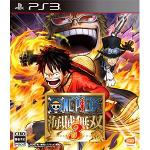 ONE PIECE Kaizoku Musou / Pirate Warriors 3 [PS3-Occasion]