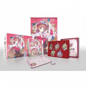 Shin Atelier Rorona: Hajimari no Monogatari The Alchemist of Arland - Premium Box [3DS-Used]