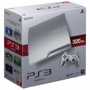 PlayStation 3 Slim 320GB Satin Silver [brand new]