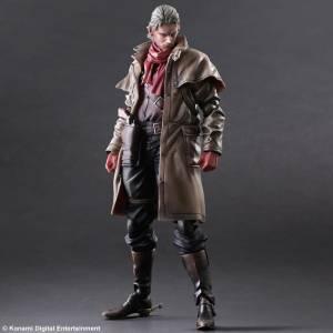 Metal Gear Solid V: The Phantom Pain - Ocelot [Play Arts Kai]
