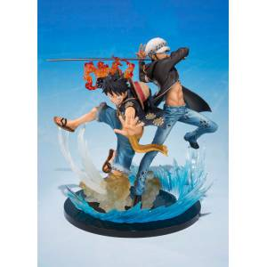 ONE PIECE - Monkey D. Luffy & Trafalgar Law - 5th Anniversary Edition - [Figuarts Zero]