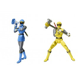 Hurricane Blue & Hurricane Yellow Set - Edition Limitée [SH Figuarts]