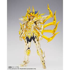 Saint Seiya Myth Cloth EX - Cancer Death Mask (God Cloth / Soul of Gold) [Bandai]