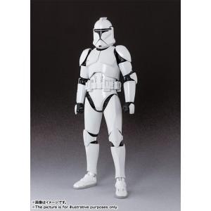 Star Wars - Clone Trooper Phase 1 [SH Figuarts]