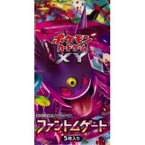Pokemon Card Game XY Expansion Pack - Phantom Gate 20 Pack BOX [Trading Cards]