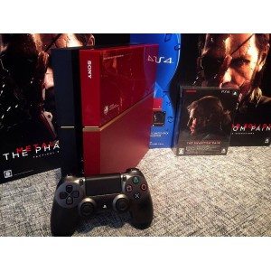 PlayStation 4 - METAL GEAR SOLID V : THE PHANTOM PAIN Limited Edition (CUHJ-10009) [PS4 - brand new]