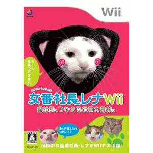 Sukeban Shachou Rena Wii [Wii - Used Good Condition]