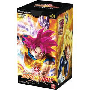 IC Carddass - Dragon Ball Vol.1 Booster Pack 20 Pack BOX [Trading Cards]