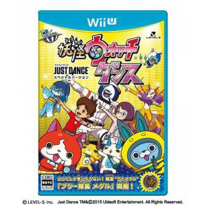 Youkai Watch Dance: Just Dance Special Version  [Wii U]