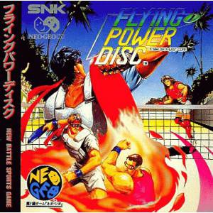 Flying Power Disc / Windjammers [NG CD - Used Good Condition]