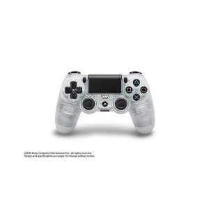 Controller Dual Shock 4 Crystal