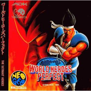 World Heroes Perfect [NG CD - Occasion BE]