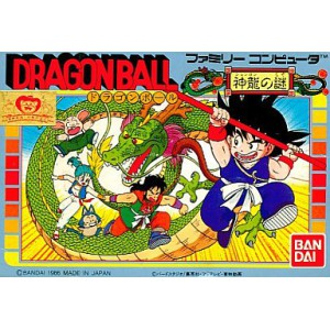 Dragon Ball - Shenron no Nazo [FC - Used Good Condition]