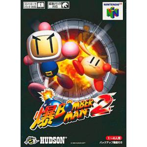 Baku Bomberman 2 / Bomberman 64 - The Second Attack! [N64 - used good condition]