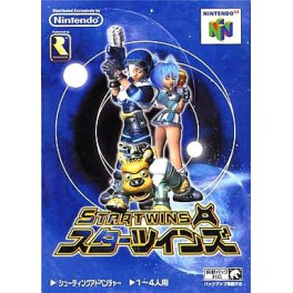 Buy Star Twins Jet Force Gemini Used Good Condition