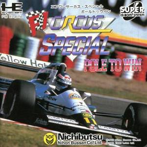 F1 Circus Special - Pole to Win [PCE - used good condition]