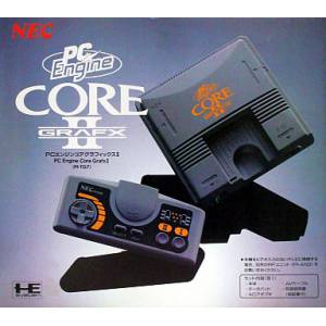 Core GrafX 2 - complete in box [used good condition]