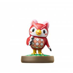 Amiibo Fuco / Celeste - Animal Crossing series Ver. [Wii U]