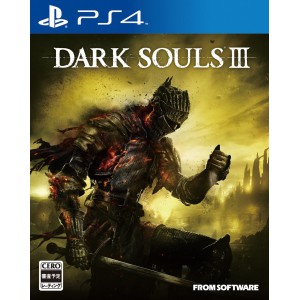 Dark Souls Ⅲ - First Press Limited Edition [PS4]