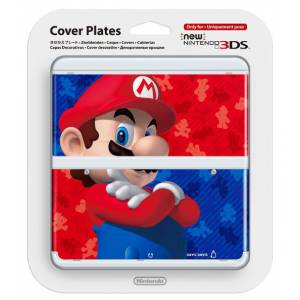 Cover Plates - No. 69 Mario [New 3DS]