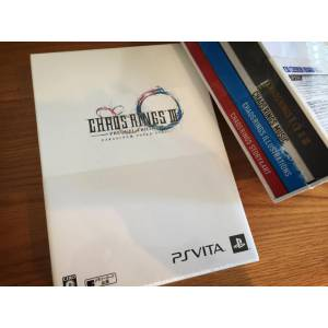 Chaos Rings III - Prequel Trilogy - Square Enix E-Store Limited Edition [PSVita - Used]