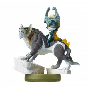Amiibo Wolf Link  - Twilight Princess series Ver. [Wii U]