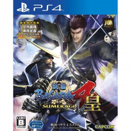 Sengoku Basara 4 Sumeragi [PS4 - Used Good Condition]