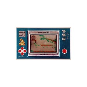 Donkey Kong Jr. - New Wide Screen DJ-101 - used / no box [Game & Watch]
