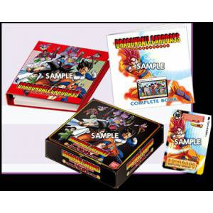 Dragon Ball Carddass - Legendary Revival COMPLETE BOX Limited Edition [Trading Cards]