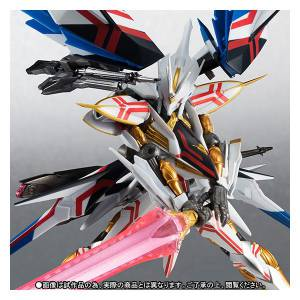Cross Ange - Rondo of Angels and Dragons - (Side RM) Villkiss Final Battle Ver. - Limited Edition [Robot Damashii]