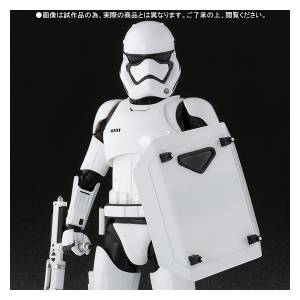 Star Wars - First Order Stormtrooper (Shield & Baton Set) - Limited Edition [SH Figuarts]