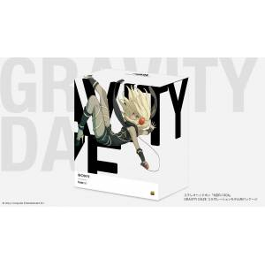 Gravity Daze x Sony MDR-100A / GD Special Headphones Charcoal Black Ver. [Hi-tech]