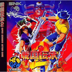 Sengoku Denshou 2 [NG CD - Used Good Condition]