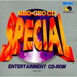 Neo Geo CD Special [NG CD - Used Good Condition]