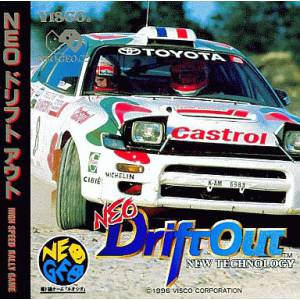 Neo Drift Out [NG CD - Occasion BE]