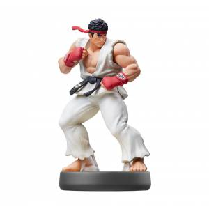 Amiibo Ryu - Super Smash Bros. series Ver. [Wii U]