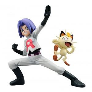Pokemon - Kojiro & Nyarth / James & Meowth [G.E.M.]