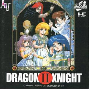 Dragon Knight II [PCE SCD - occasion BE]