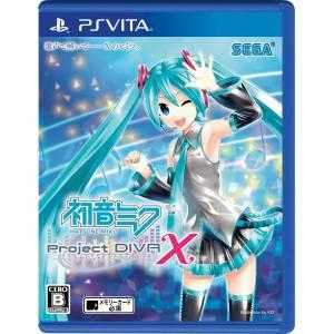 Hatsune Miku Project X - Sega store Limited Edition [PSVITA]