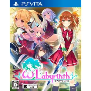 Omega Labyrinth [PSVita - Used Good Condition]